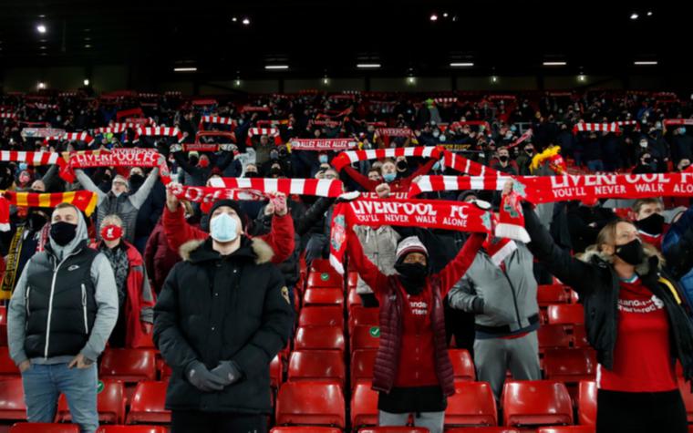 """Фото: Болельщики """"Ливерпуля"""" (Фото: AP)"""