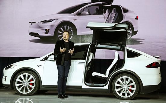 Основатель компаний Tesla и SpaceX, предприниматель Илон Маск