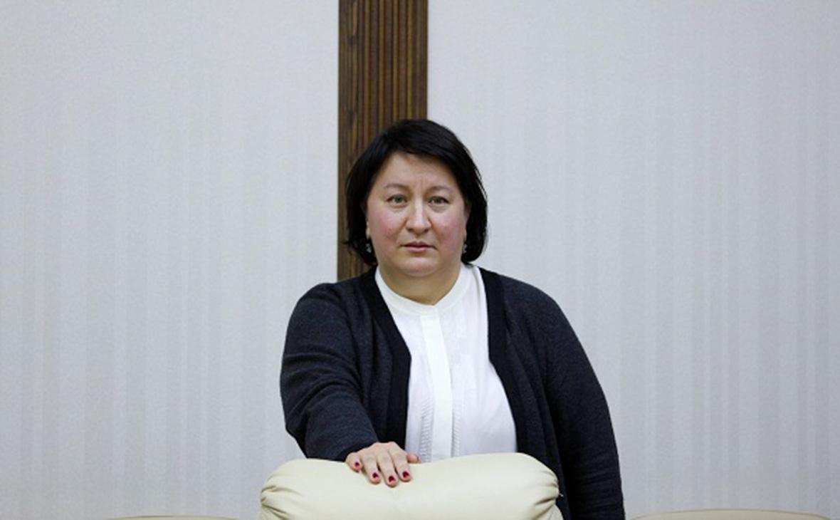 Эльмира Хаймурзина