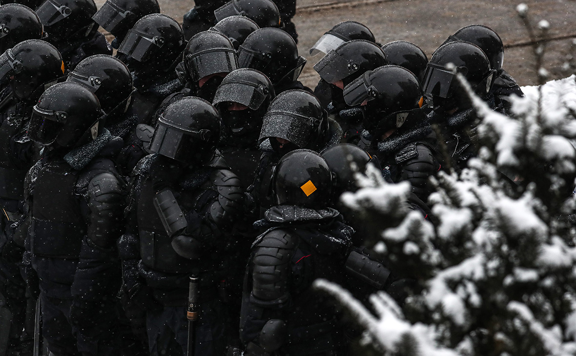 Кремль назвал статью FT об усилении силовиков «упражнениями по России»