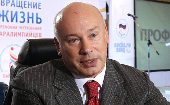 Президент инвестиционного холдинга Finstar миллиардер Олег Бойко