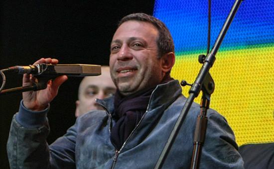 Кандидат в мэры Киева от партии УКРОП Геннадий Корбан