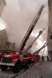 Фото: Глава МЧС РФ: Нужно ввести обязательное страхование жилья от пожаров