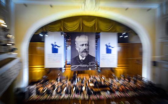Открытие Международного конкурса имени Чайковского. Архивное фото