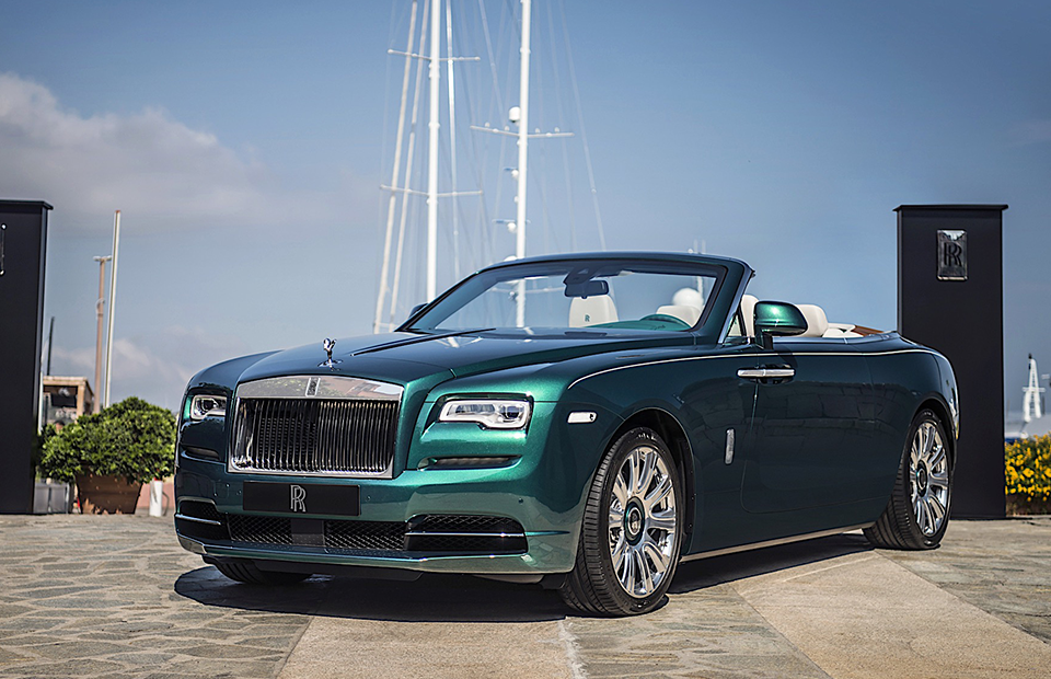 Фото: пресс-материалы Rolls-Royce