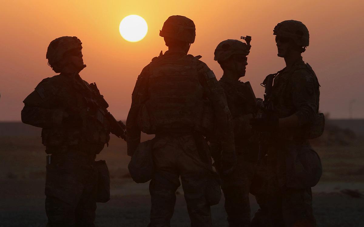 США подняли уровень угрозы для своих военных в Ираке после удара в Сирии