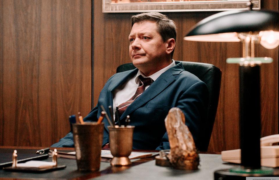 Ян Цапник в сериале«Последний министр»