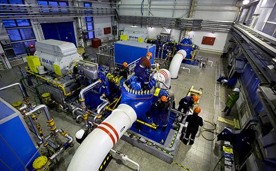 Нефтеперекачивающая станция НПС-21 системы ВСТО компании «Транснефть» в Сковородинском районе Амурской области