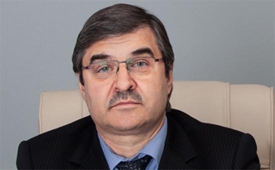 Начальник Главного управления спецстроительства N3 приСпецстрое России Александр Шашкин