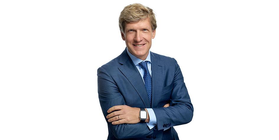 Управляющий партнер, генеральный директор Cushman & Wakefield в России Сергей Рябокобылко