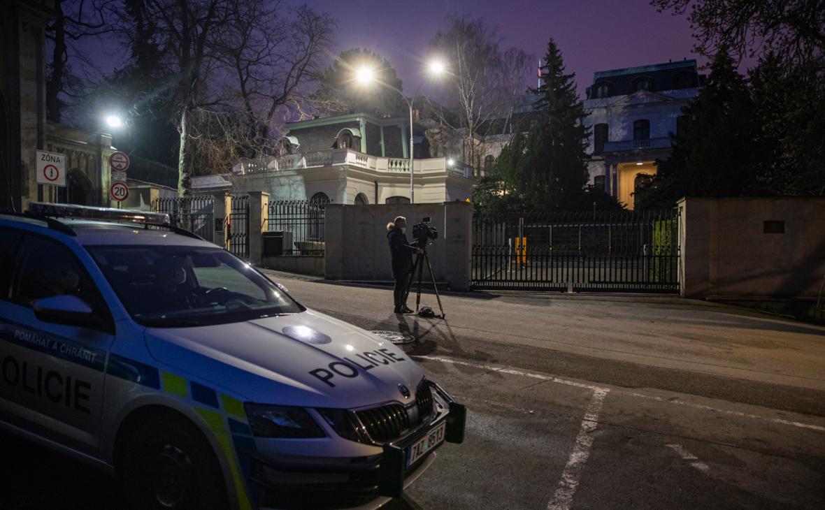 Посольство Российской Федерации в Праге