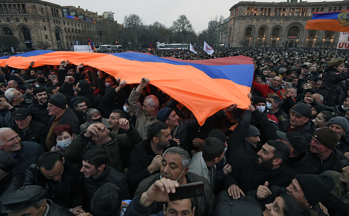Фото: Асатур Есаянц / Sputnik / РИА Новости