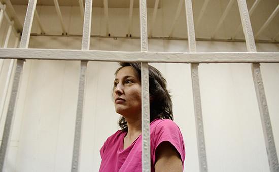 Активистка Виктория Павленко