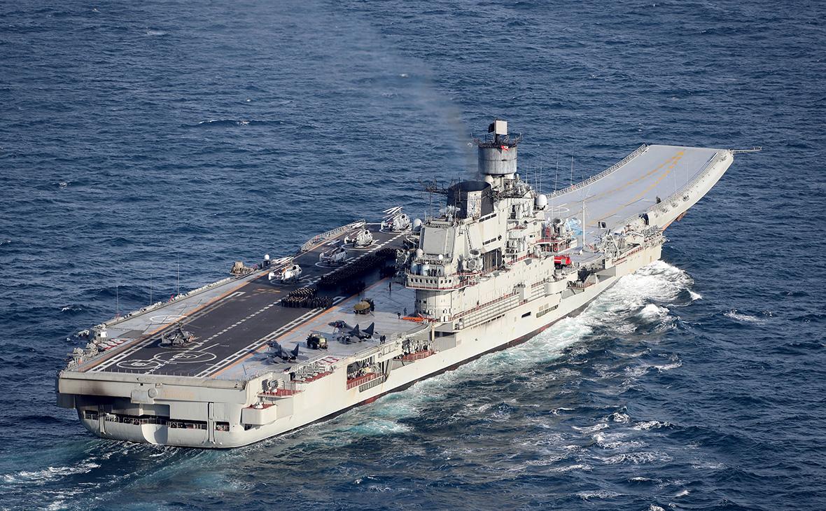 Фото: Министерство обороны Великобритании / РИА Новости