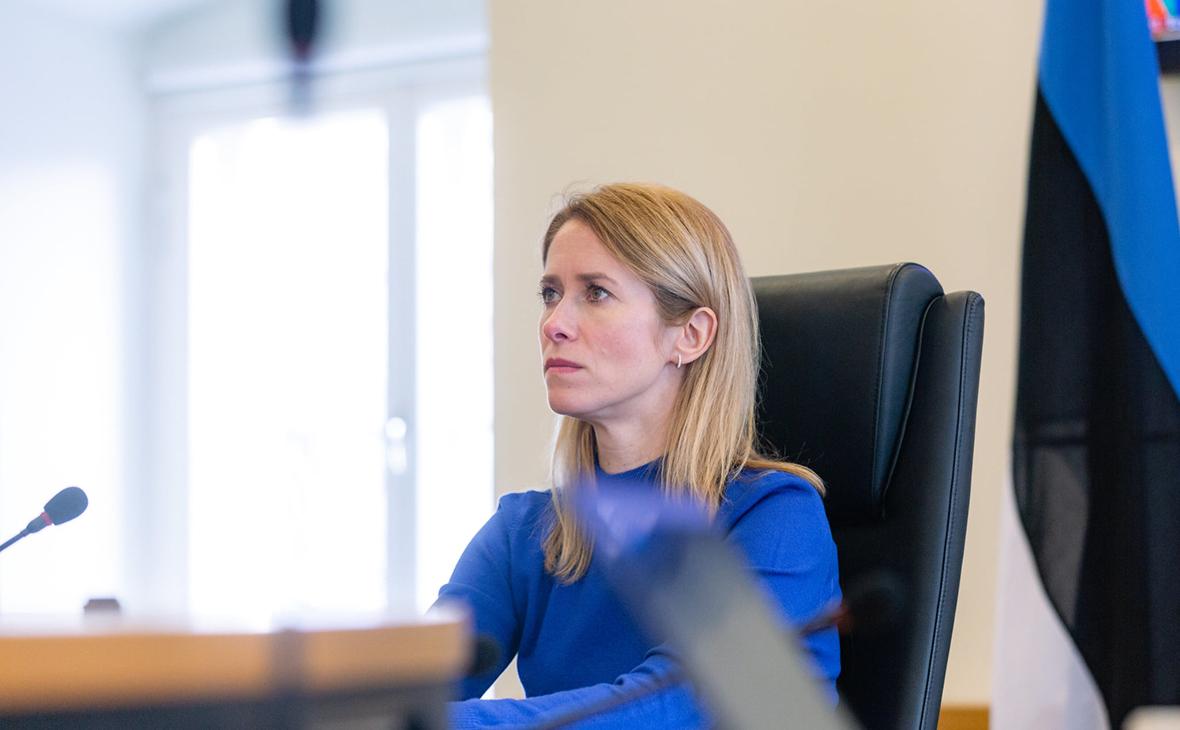 Премьер-министр Эстонии заразилась коронавирусом
