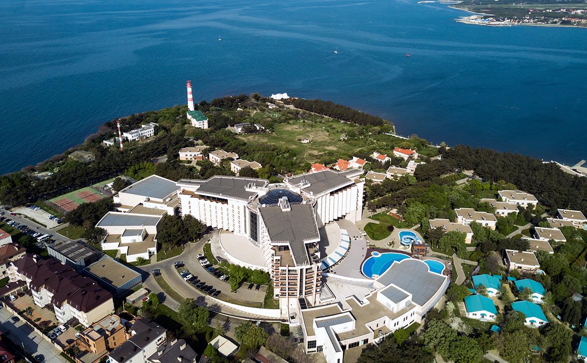 «Кемпински Гранд Отель Геленджик»