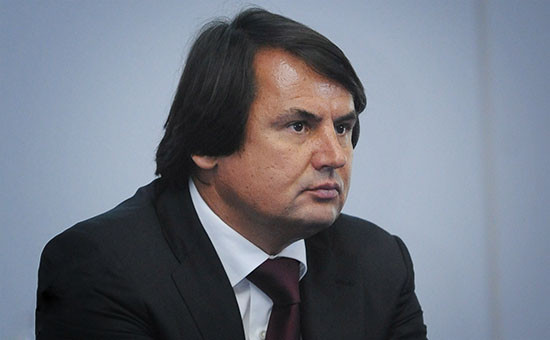 Бизнесмен Рустам Тарико