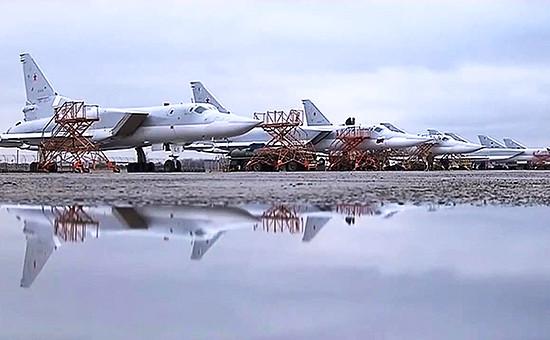 Дальние бомбардировщики Ту-22М3