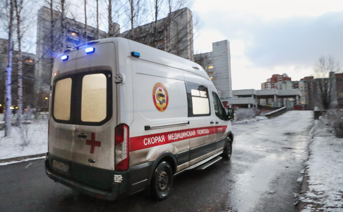 Городская клиническая больница №2 в Санкт-Петербурге
