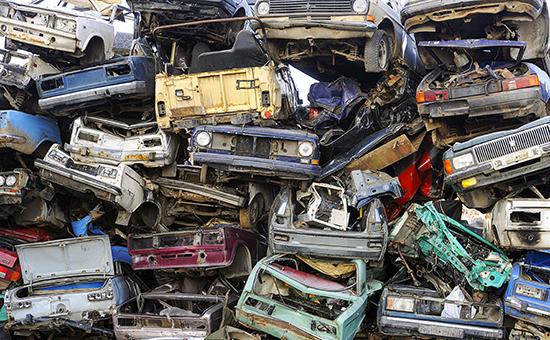 Автомобили подлежащие утилизации