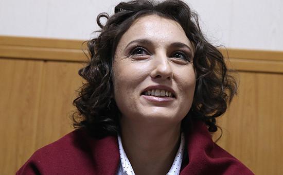 ВикторияПавленко, бывшая осужденная за кражу собаки-поводыря