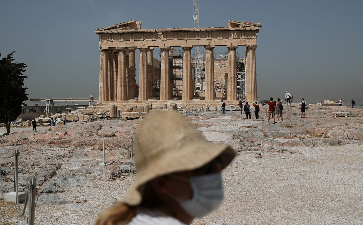 Фото: Alkis Konstantinidis / Reuters
