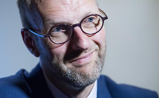 Гендиректор группы Lego Йорген Виг Кнудсторп