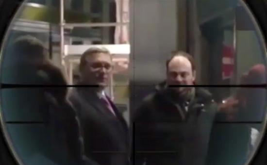 Кадр извидео, опубликованного наофициальной странице Рамзана Кадырова вInstagram