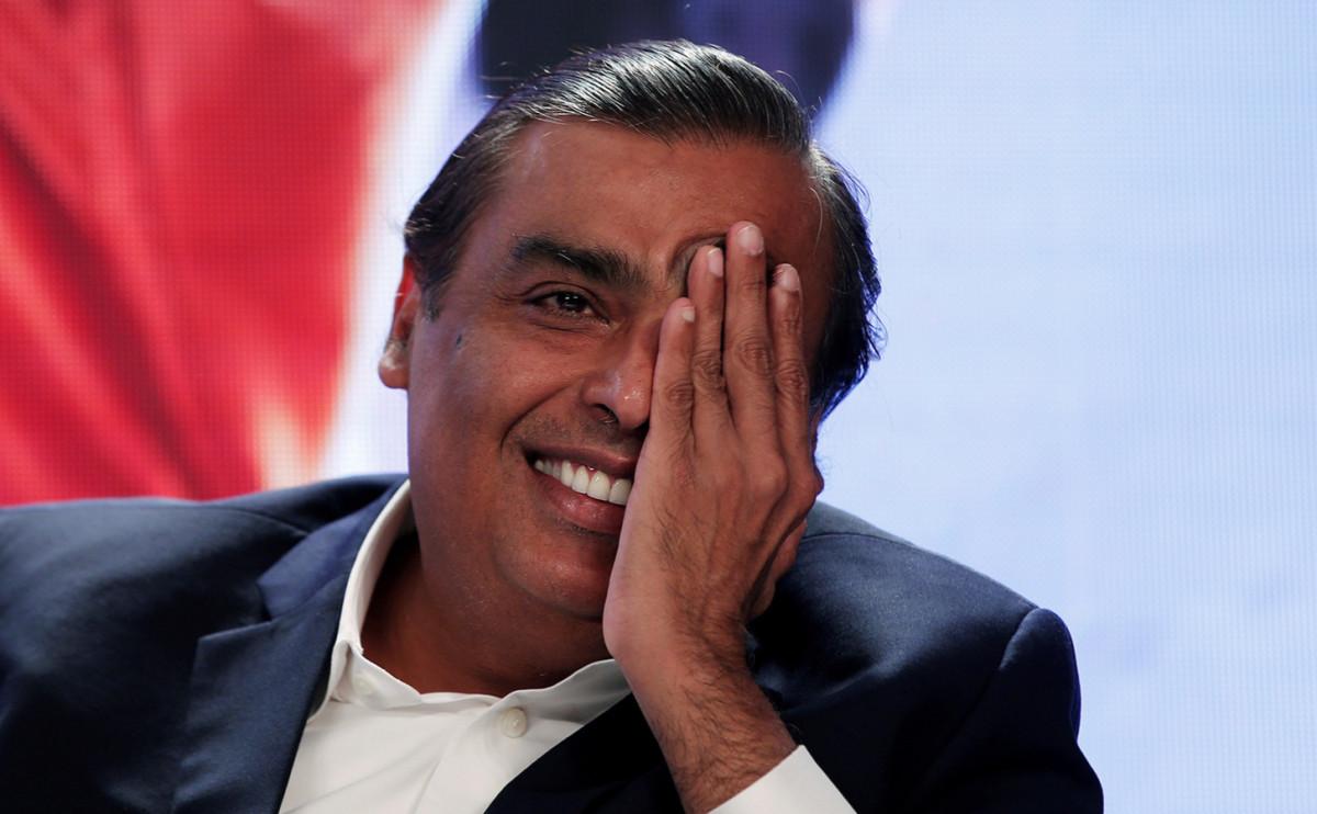 Владелец холдинга Reliance Industries LimitedМукеш Амбани