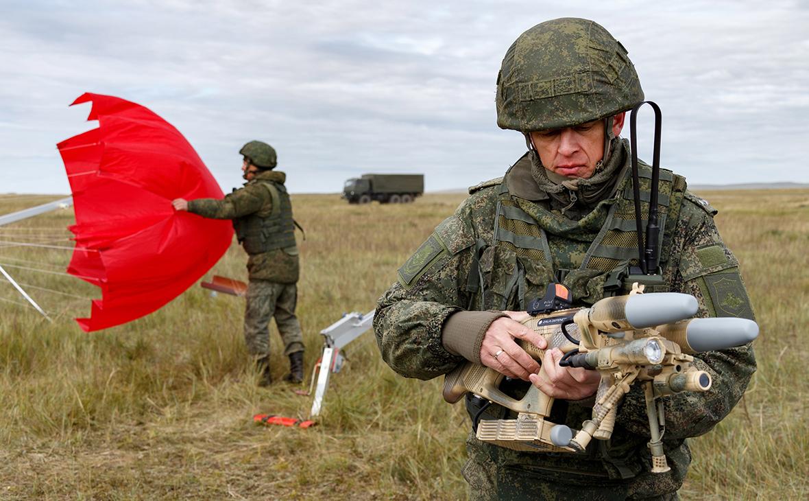 Фото: Вадим Савицкий / Минобороны РФ / ТАСС