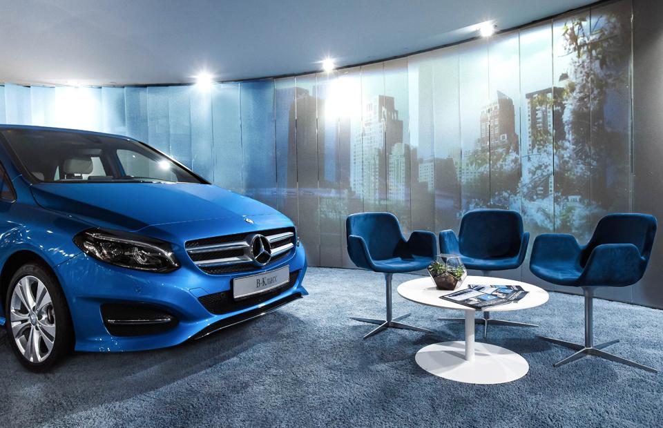 Фото: Mercedes-Benz Plaza