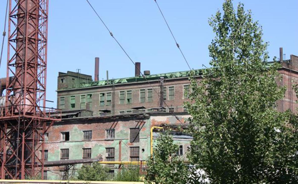 Завод «Русский хром»