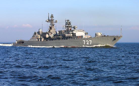 Сторожевой корабль «Ярослав Мудрый»