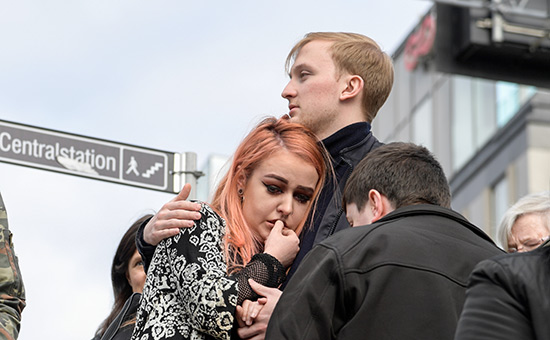 Фото: TT News Agency / Anders Wiklund / Reuters