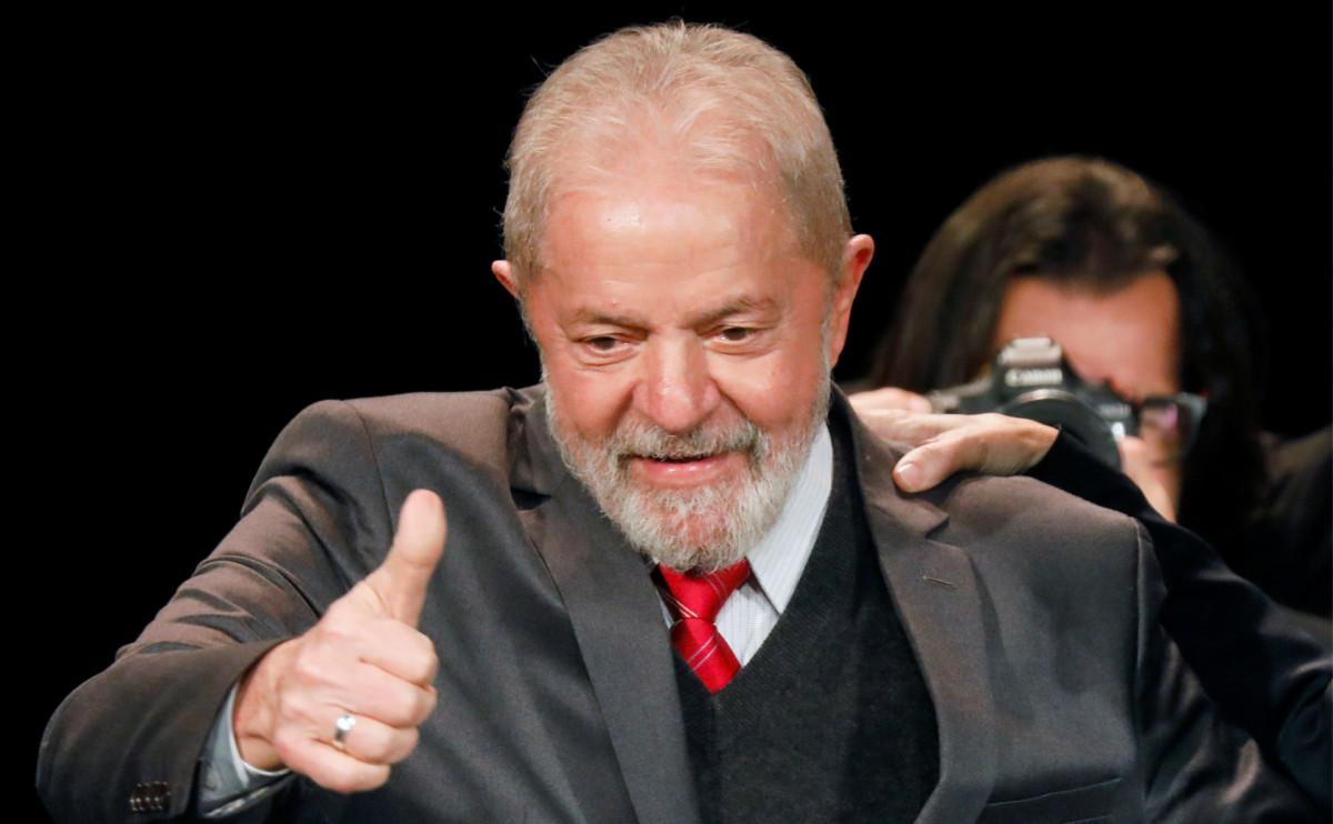 Суд Бразилии отменил обвинения в коррупции экс-президента Лула да Силвы