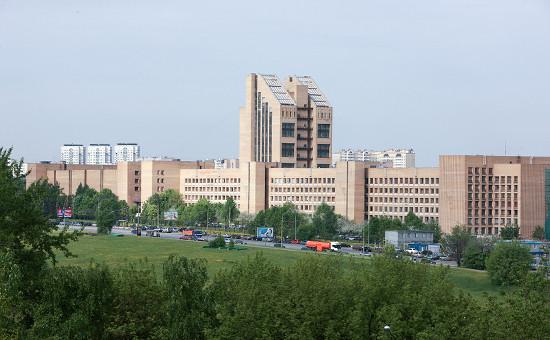 Здание Академии ФСБ России
