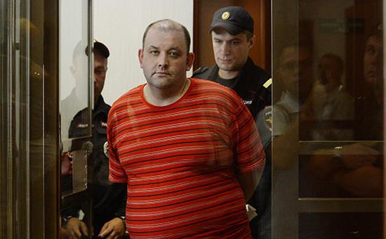 Александр Разумов, обвиняемый в участии в деятельности «Правого сектора» и вербовке российских полицейских