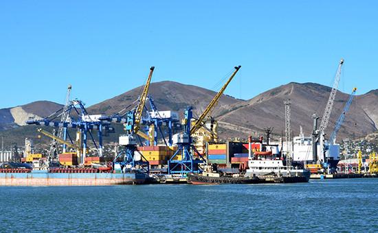 Новороссийский морской торговый порт (НМТП)