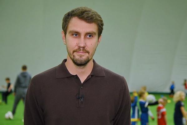 Основатель школы «Юниор» Александр Семенцов