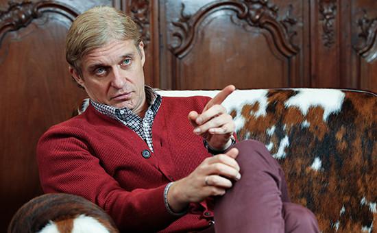 Владелец ипредседатель совета директоров Тинькофф Банка Олег Тиньков