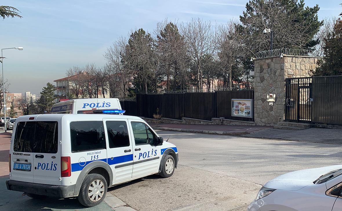 Посольство Российской Федерации в Турецкой Республике