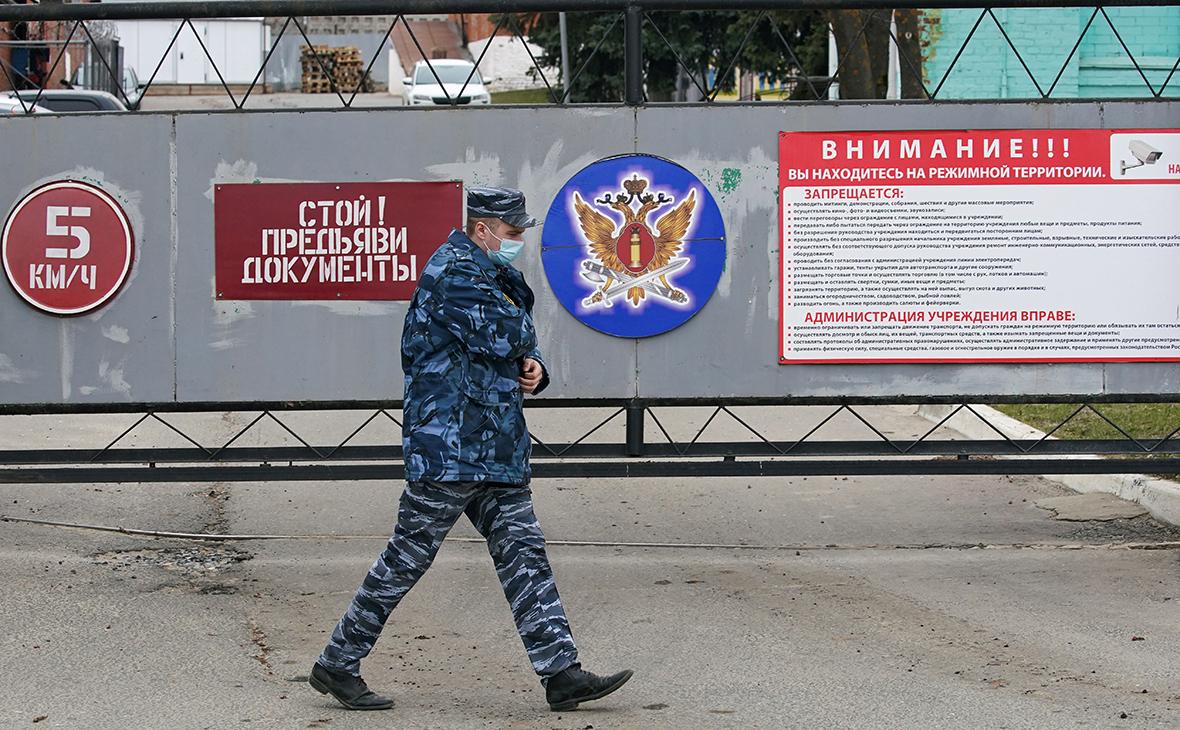 Исправительная колония №3 во Владимире