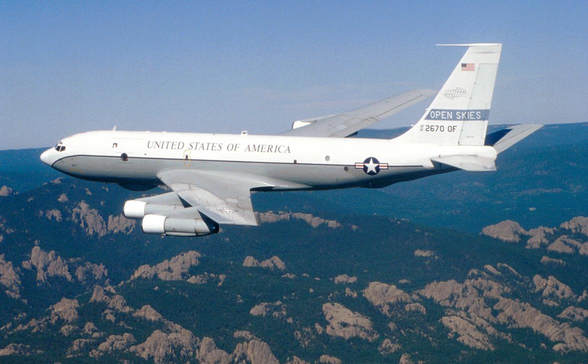 США откажутся от выполнявших наблюдательные полеты над Россией самолетов
