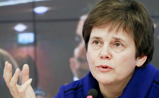 Формальный лидер «Гражданской платформы» Ирина Прохорова