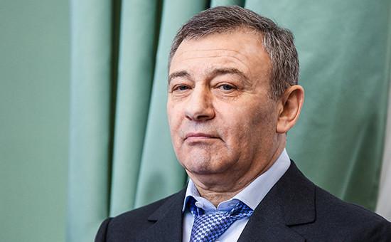 Олигарх Аркадий Ротенберг