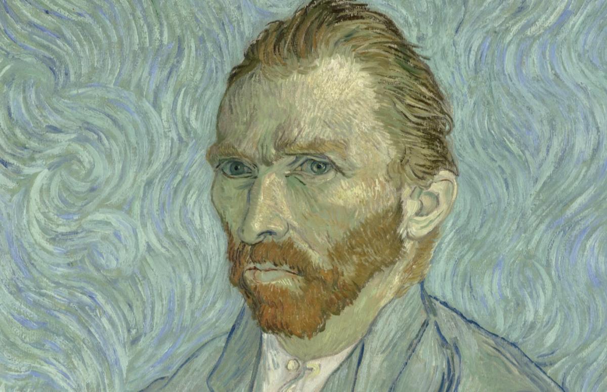 Винсент Ван Гог, «Автопортрет», 1889