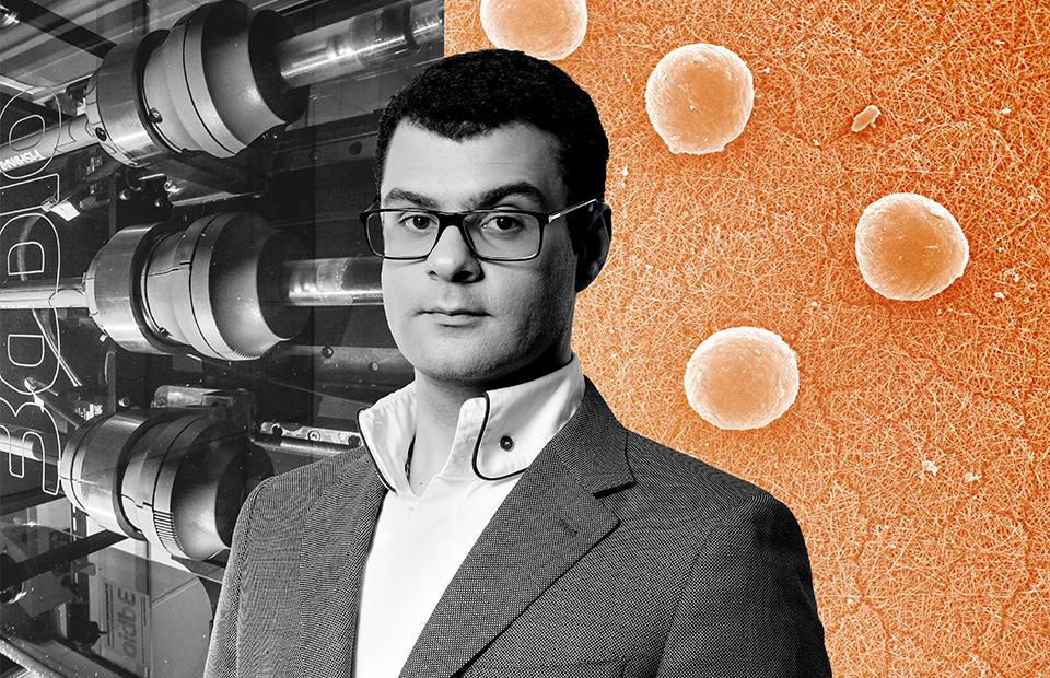 Юсеф Хесуани, исполнительныйдиректор лаборатории3D Bioprinting Solutions