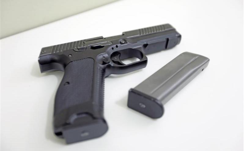 Модульный пистолет Лебедева (МПЛ) «Рысь»