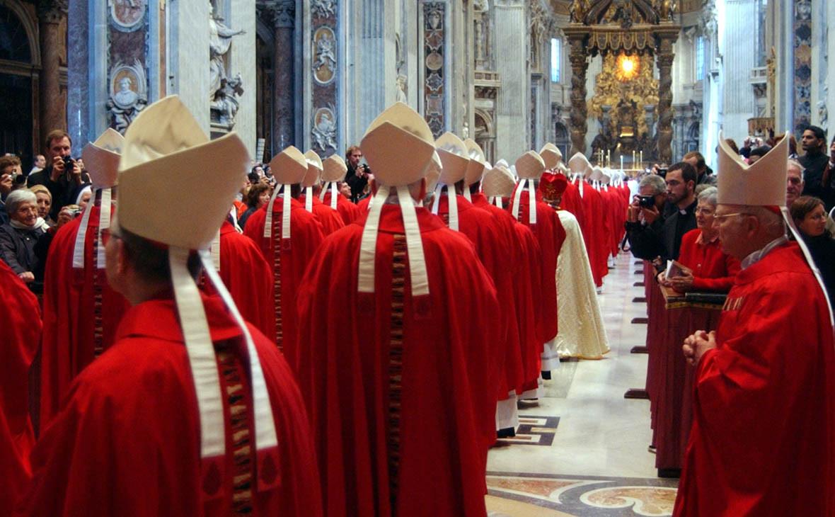 Фото: Osservatore Romano / Reuters