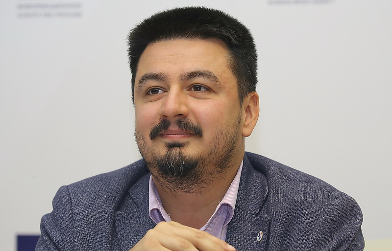 Директор по развитию ГК «Галактика» ОлегДю